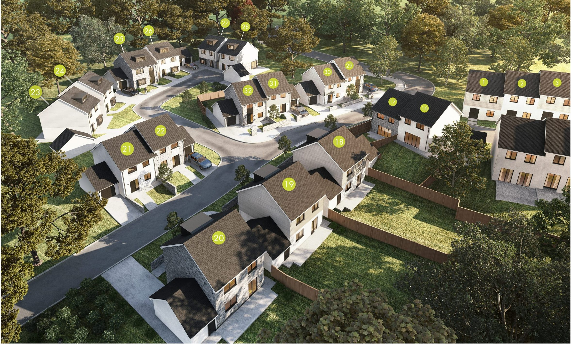 Stephens and Stephens developers the boundary truro cornwall site plan