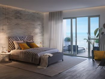 Stephens and stephens developers saltwater pentire newquay cornwall cgi interior bedroom 1200x900