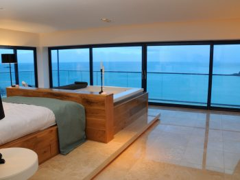 Stephens and stephens developers blue point gorran haven cornwall bedroom view