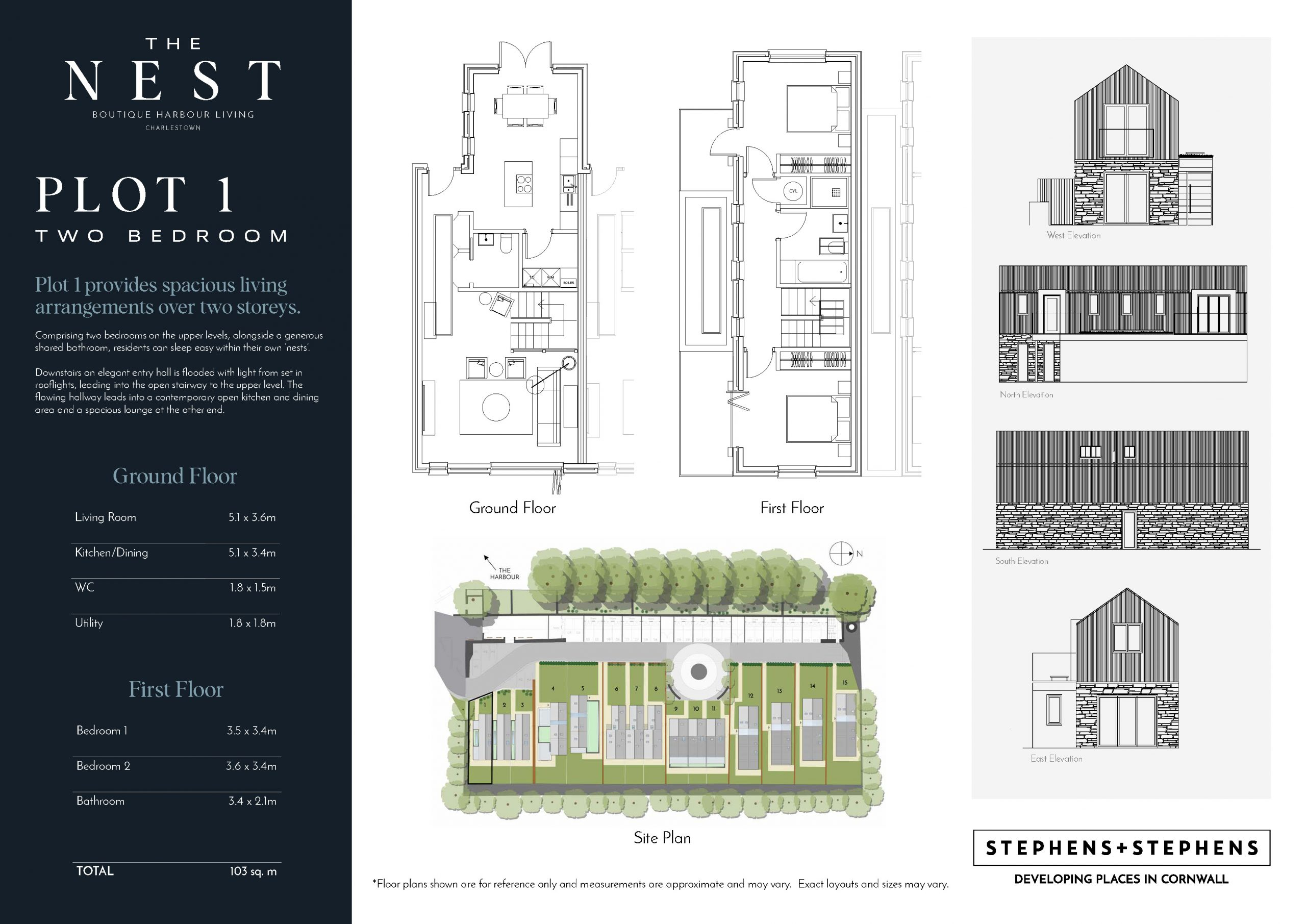 The Nest Individual plot sheets Plot 1