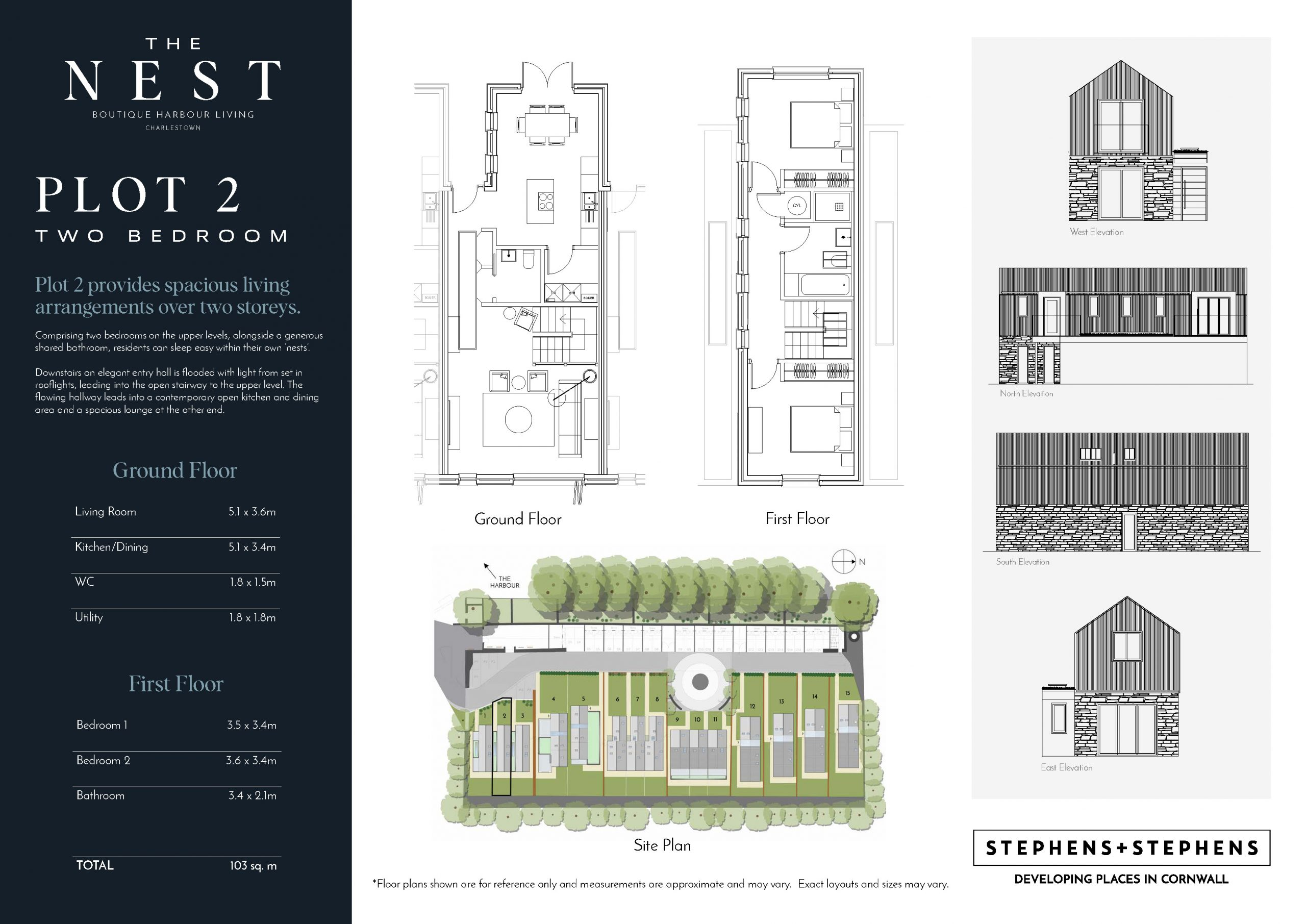 The Nest Individual plot sheets Plot 2