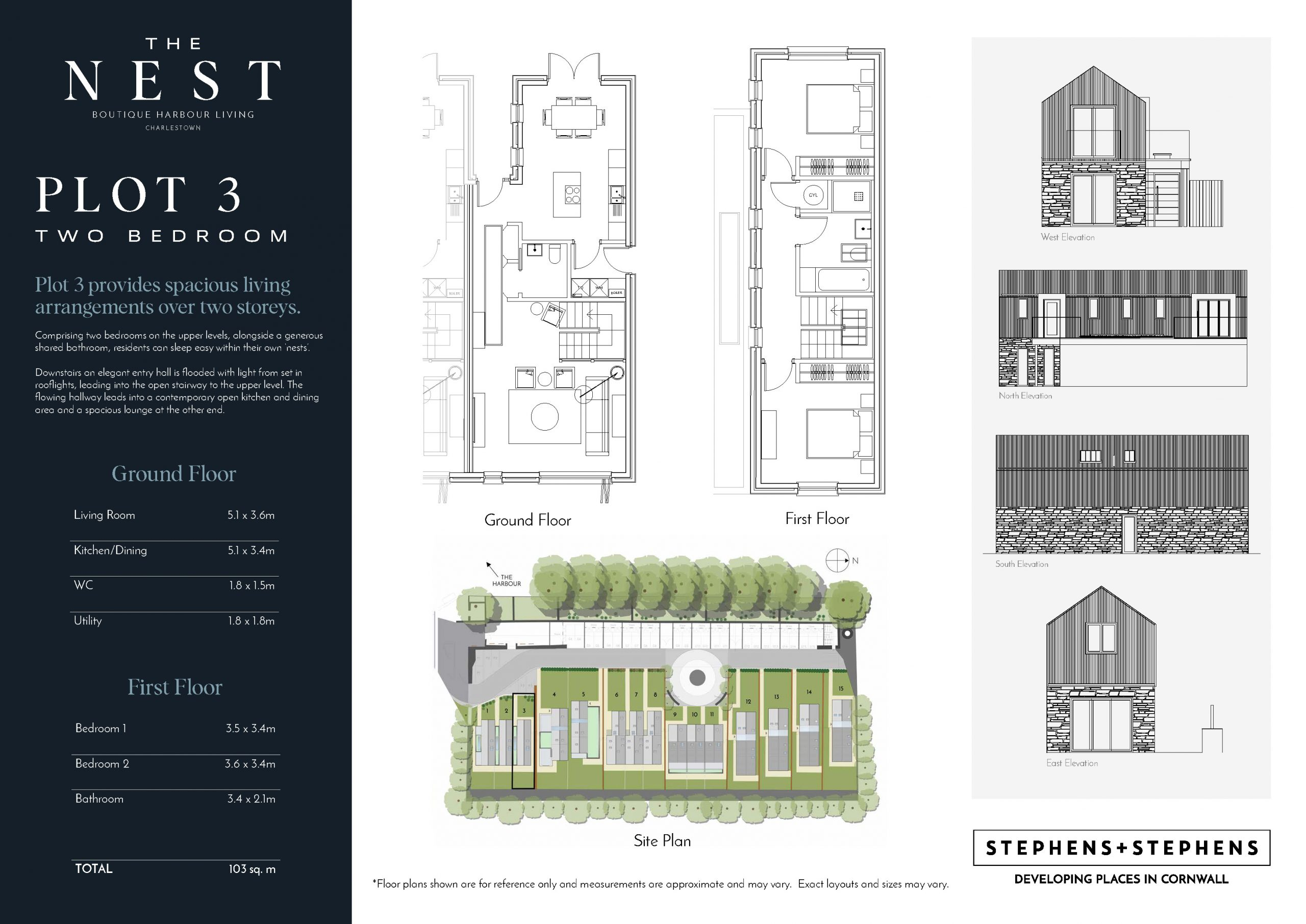 The Nest Individual plot sheets Plot 3